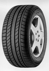 Continental 245/45R18 SPORTCONTACT 3 96Y SSR*.