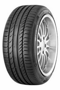 Continental 245/35R19 SPORTCON 5 93Y MOE DOT14