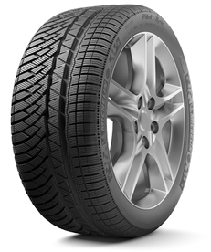 Michelin 285/40R19 PILOT ALPIN PA4 107W XL