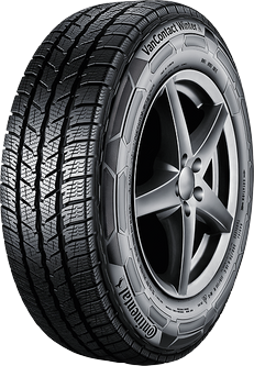 Continental 225/65R16 C VanContact Winter M+S 112R