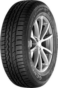 General 235/60R18 SNOW GRABBER 107H XL DOT2015